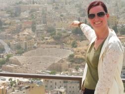Amphitheater in Amman