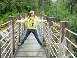 leuk wandelen in Whistler