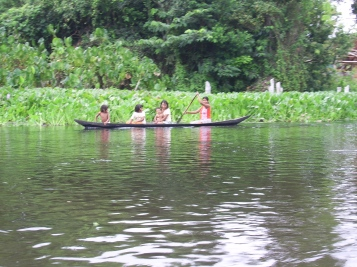 Warao Indianen