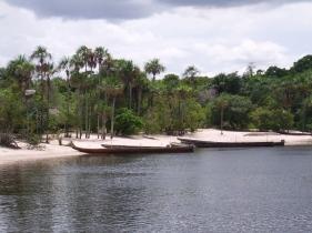 Lagune van Canaima