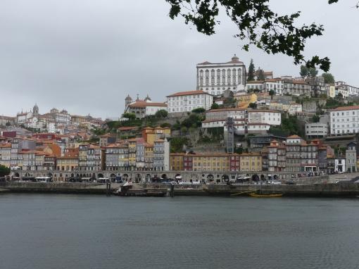 de oude stad van Porto