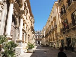 de oude stad Trapani